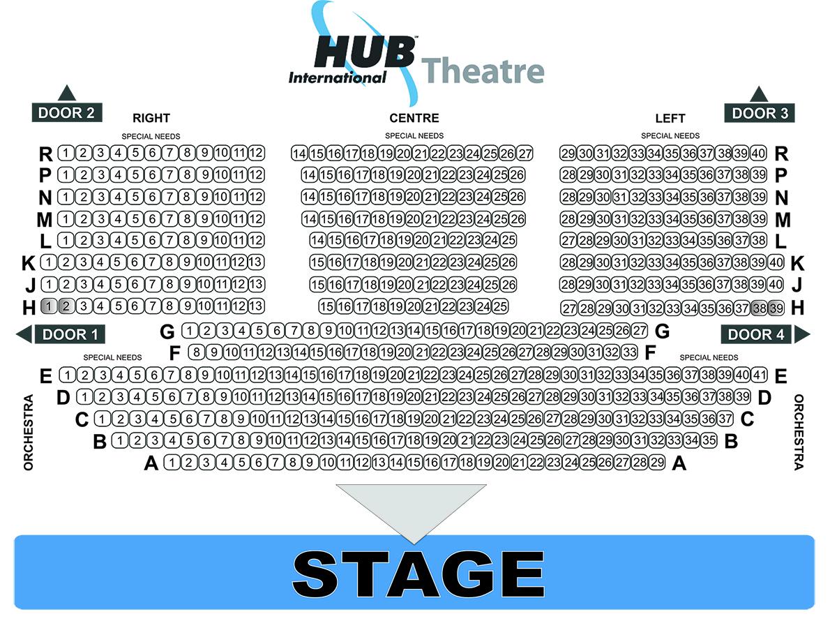 Final Seating Plan NEW2014